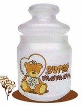Kwikki snoeppot - pot a bonbons - Super Maman