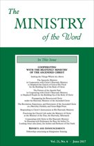 The Ministry of the Word, Vol. 21, No 6