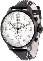 Zeno-Watch Mod. 6221-8040Q-bk-a2 - Horloge