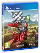 Farming Simulator 17 Platinum Edition + Steelbook
