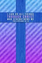 Bible Notebook Philippians 4