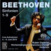 Gazarian/Wurttemberg - Sinfonien 1-9