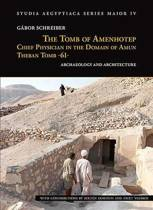The Tomb of Amenhotep, Chief Physician in the Domain of Amun Theban Tomb -61-