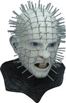 Luxe Hellraiser III Pinhead masker voor volwassenen - Verkleedmasker - One size