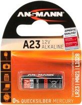 Ansmann A23 niet-oplaadbare batterij Alkaline 12 V AA