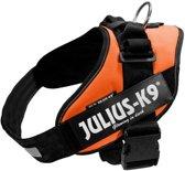 Julius K9 IDC Powertuig/Harnas - Mini-mini/40-53cm - XS - Oranje