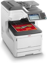 Oki MC873dn - All-in-One Laserprinter