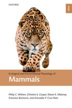 Ecological and Environmental Physiology of Mammals
