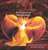 Haydn: Heiligmesse etc / Richard Hickox, Collegium Musicum 90 et al