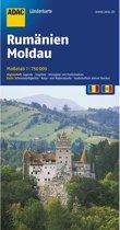 ADAC Roemenië, Moldavië