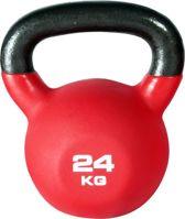 Gymstick Pro Kettlebell Neopreen - 24 kg - Met trainingsvideo's