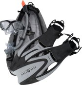 Aqua Lung Sport Martinica Proflex Snorkelset Kinderen S 32 35 Grijs