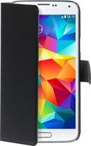 Qtrek Samsung Galaxy S5 Mini Wallet Case Black
