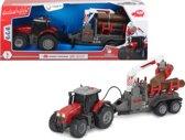 Dickie - Massey Ferguson Tractor 8737 (42cm)