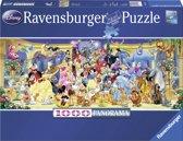 Ravensburger Panorama: Disney Groepsfoto