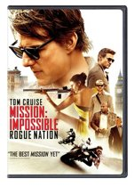 DVD cover van Mission: Impossible 5 - Rogue Nation