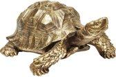 Goossens wonen & slapen woon accessoires deco turtle gold