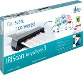 Scanner IRIS IRISCAN ANYWHERE3 NOIR