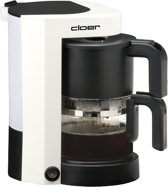 Coffee Maker, 5-cup white