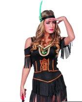 Indiaanse jurk voor dame