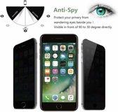Apple iPhone 6 / 6S Privacy Glazen Screenprotector / Anti Spy Tempered Glass