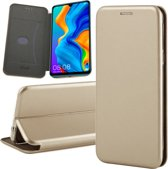 Huawei P30 Lite Hoesje - Book Case Flip Wallet - iCall - Goud