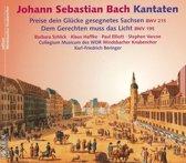 Bach; Kantaten Bwv 195, Bwv 215