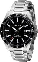 Pulsar PS9223X1 - Horloge - 44 mm - Staal - Zilverkleurig