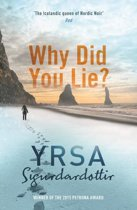 Boekomslag van 'Why Did You Lie?'