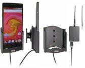 Brodit PDA Halter aktiv OnePlus 2 Molex