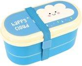 Bentobox Lunchbox Happy Cloud