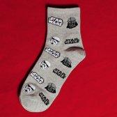 Fun Sokken Star Wars Darth Vader en Stormtroopers