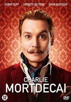 DVD cover van Charlie Mortdecai