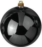 Europalms Kerstbal 30cm, black