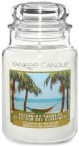 Yankee Candle Large Jar Christmas at The Beach