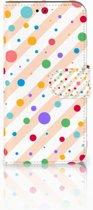 Huawei Nova 2 Boekhoesje Design Dots