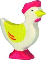 Holztiger Houten staande kip