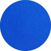 Aqua facepaint 45gr blauw
