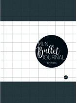 Business Bullet Journal DARK + Mijn Bullet Journal Stencils - Set van 15 + 1 Letter Stencil