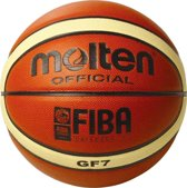 Molten Basketbal 16gd - Basketbal - Oranje
