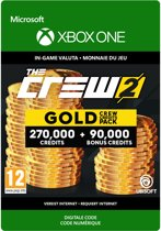 The Crew 2 Gold Crew Credits Pack - Xbox One