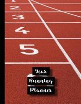 Year Running Planner