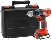 BLACK+DECKER accu boormachine 14,4V