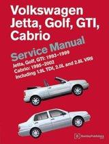 Volkswagen Jetta, Golf, GTI 1993-1999 Cabrio 1995-2002 Service Manual