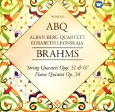 Alban Berg Quartett - Brahms: String Quartets Op. 51