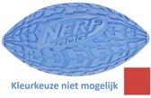 Nerf Tire Squeak Footbal Assorti - MEDIUM 15 CM