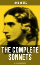 The Complete Sonnets of John Keats - All 64 Poems in One Edition