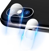 ROCK 2 PCS 0.15MM Camera Lens Film Tempered Glass Back Camera Lens Protector voor iPhone Xs Xs Max