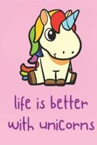 Life Is Better With Unicorns