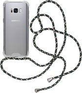 iMoshion Backcover met koord Samsung Galaxy S8 hoesje - Groen